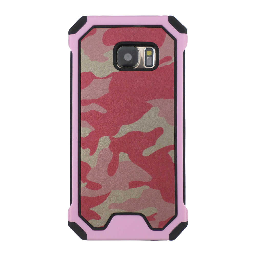 TCD Galaxy S6 New Sleek Camoflauge Defender Case