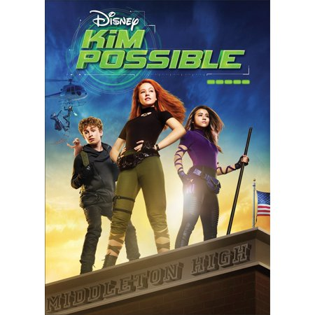 Kim Possible (Live Action) (DVD) - Kim Possible As A Baby