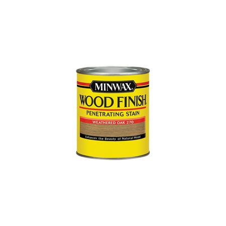 Minwax® Wood Finish™ Weathered Oak 1-Qt