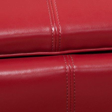 Remarkable Tobias Red Storage Ottoman Walmart Canada Evergreenethics Interior Chair Design Evergreenethicsorg