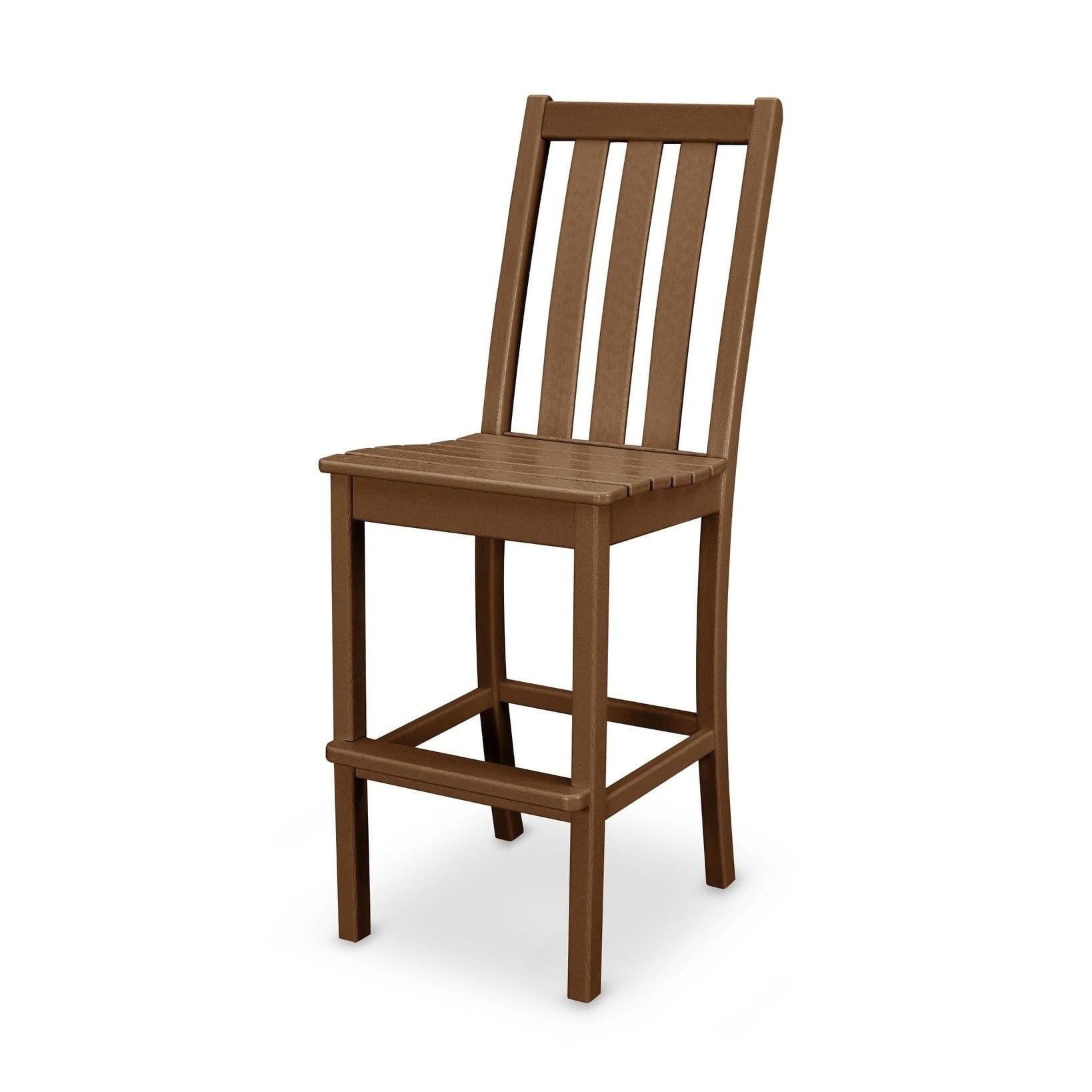 Polywood  Vineyard Bar Side Chair