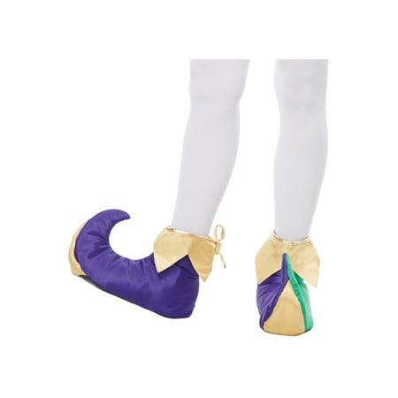 Mardi Gras Adult Shoes](Mens Mardi Gras Costume Ideas)