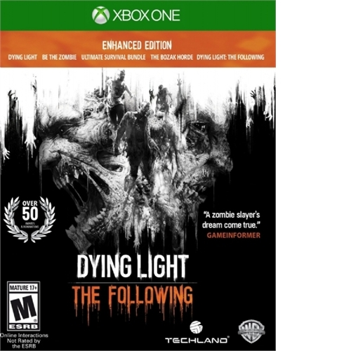 Dying Light Following Extended Edition (Xbox One) by Techland