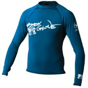 Junior Basic Short Long Sleeve Lycra Shirt Size 14 1211J-14-D