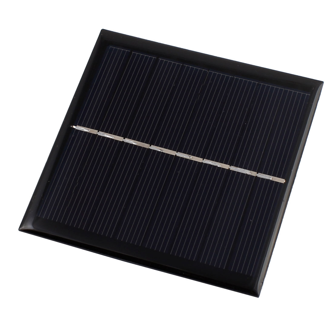 90mmx90mm 1 Watt 4 Volts Polycrystalline Solar Panel for 1.5V 2xAAA Battery - image 2 of 2