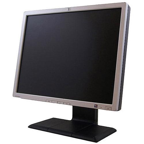 """HP 20.1"""" Refurbished LCD Computer Monitor"""