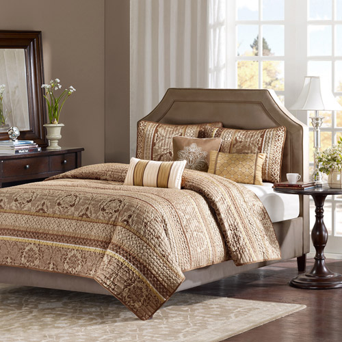 Home Essence Mirage 6-Piece Quilt Set