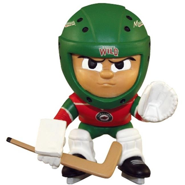 The Party Animal LHGWIL Minnesota Wild Lil Teammates NHL Goalie