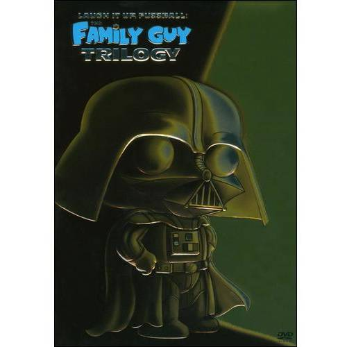The Family Guy Star Wars Trilogy: Something, Something, Something Dark Side / Blue Harvest / It's A Trap! (Widescreen)