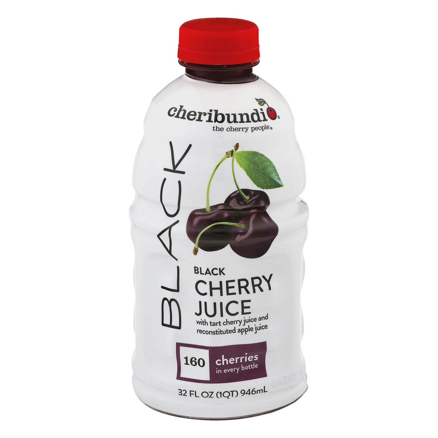 Cheribundi Black Cherry Juice, 32 Fl Oz, 1 Count