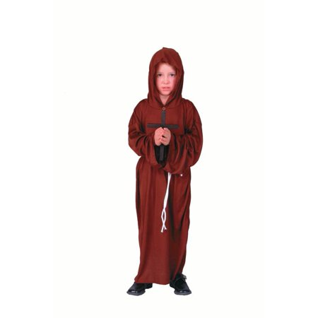 Monk Child Costume - Child Monk Costume