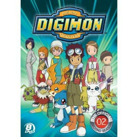 Digimon Adventure Set: Season 2 (DVD)