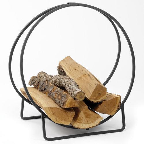 Woodfield  61050  Fireplace  Woodfield  Accessory  Log Rack  ;Black