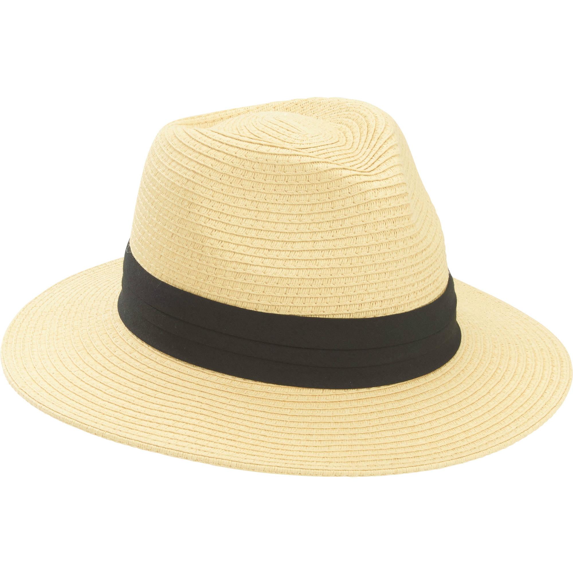 Men's Straw Panama Hat
