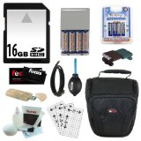Focus Enhancements Essential Accessory Kit for Fujifilm F...