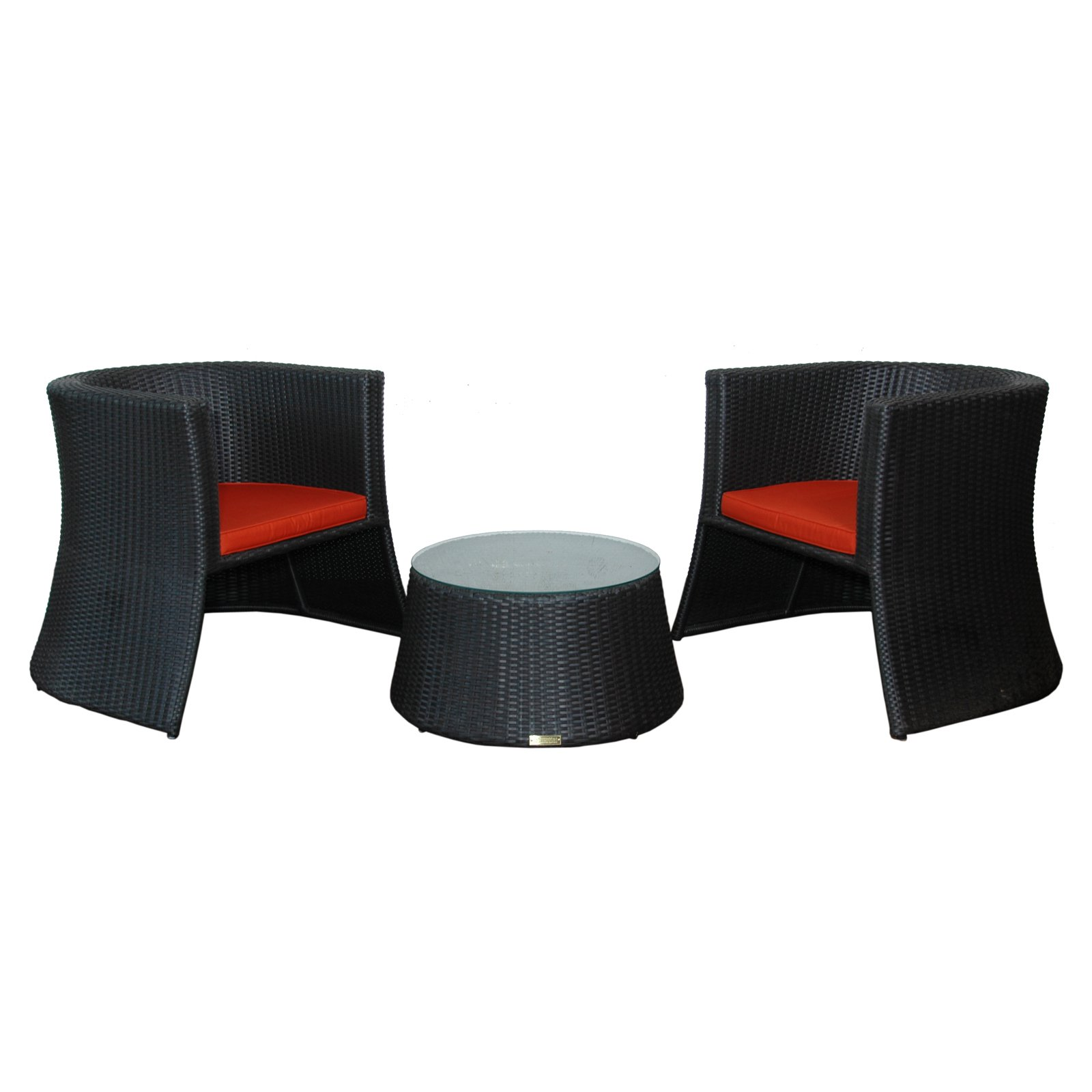 Anderson Teak Milano Chat Set by