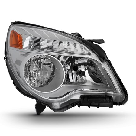 Chevrolet Equinox Replacement Headlight - Fit 10-15 Chevy Equinox LS/LT Passenger Right Side Halogen Headlight Replacement