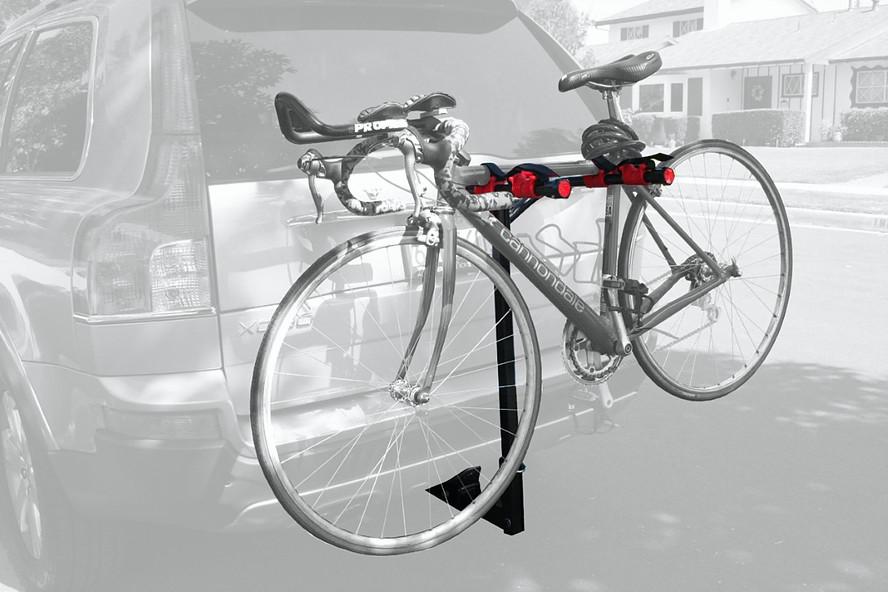 "MAXXHAUL 2 Bike Bicycle Platform Style 2/"" Hitch Mount Car Rack Carrier"