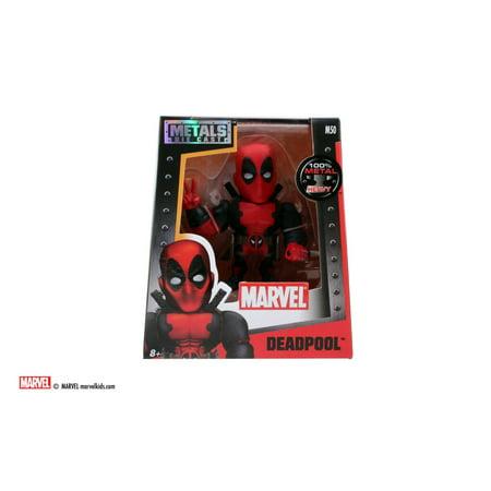 4           Metals Marvel  Deadpool