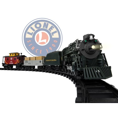 Lionel Pennsylvania Flyer Battery-powered Model Train Set Ready to Play with Remote