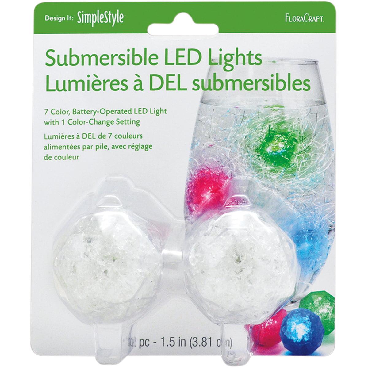 FloraCraft Submersible LED Lights