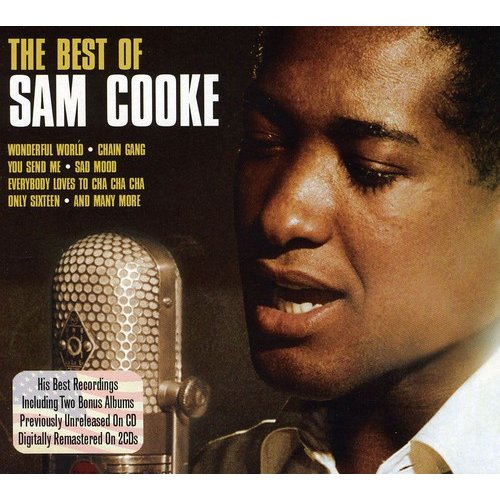 Sam Cooke - Best of Sam Cooke [CD]