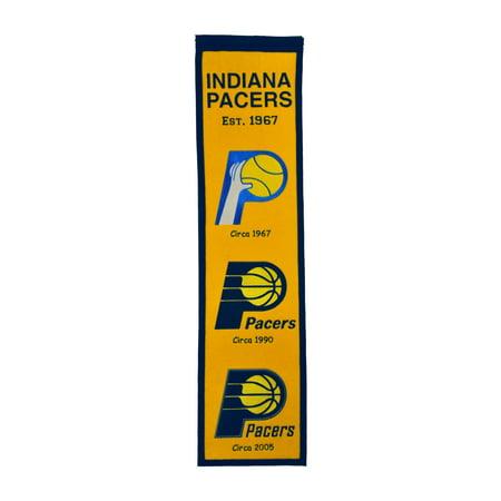 Winning Streak - NBA Heritage Banner, Indiana Pacers