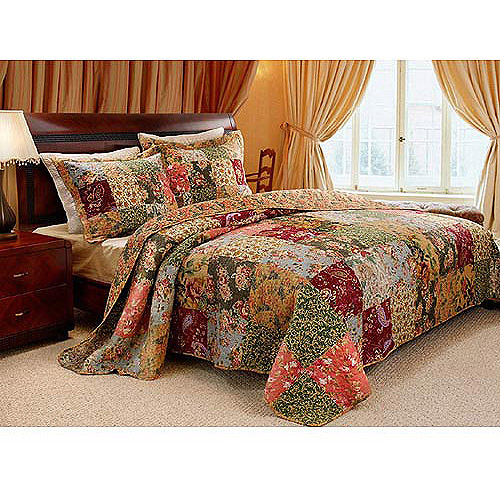 Global Trends Antique Chic Quilt Set by Greenland Home Fashions