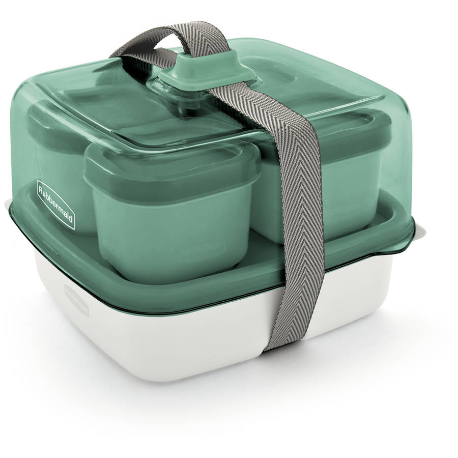Rubbermaid Fasten + Go Sandwich Kit