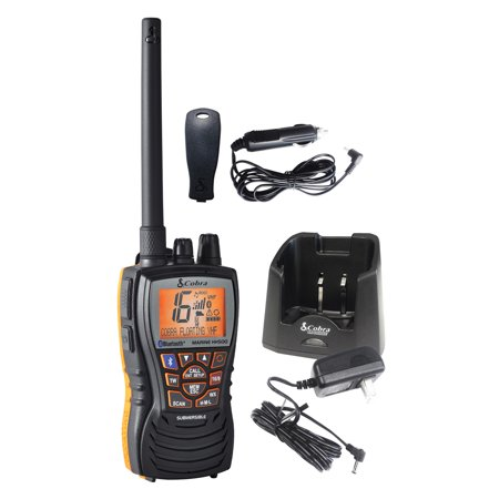 Cobra MR HH500 FLT BT Floating 6W VHF Radio w/Bluetooth