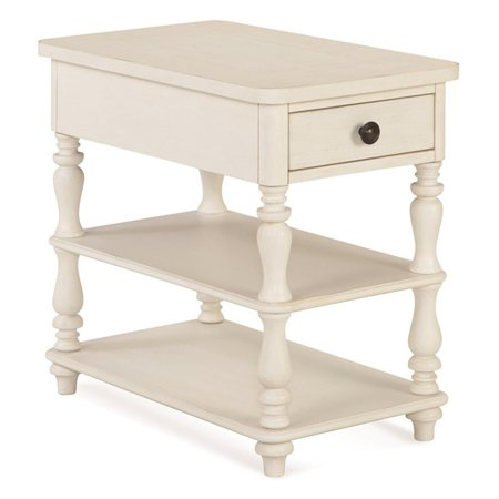 Palmetto Home South Mountain Farmhouse Chairside Table