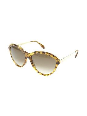 Alexander McQueen AM4241 2IK Women's Cat-Eye Sunglasses