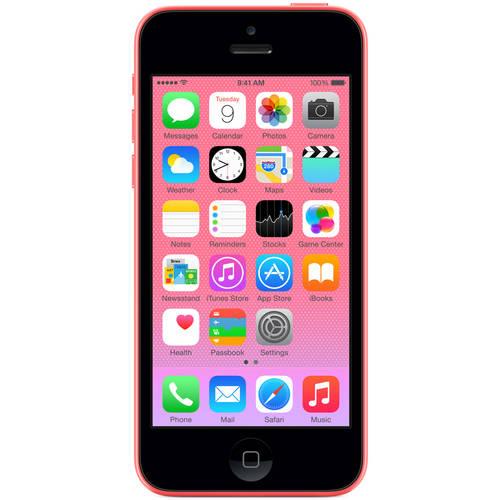 Apple iPhone 5C 8GB Pink LTE Cellular AT&T