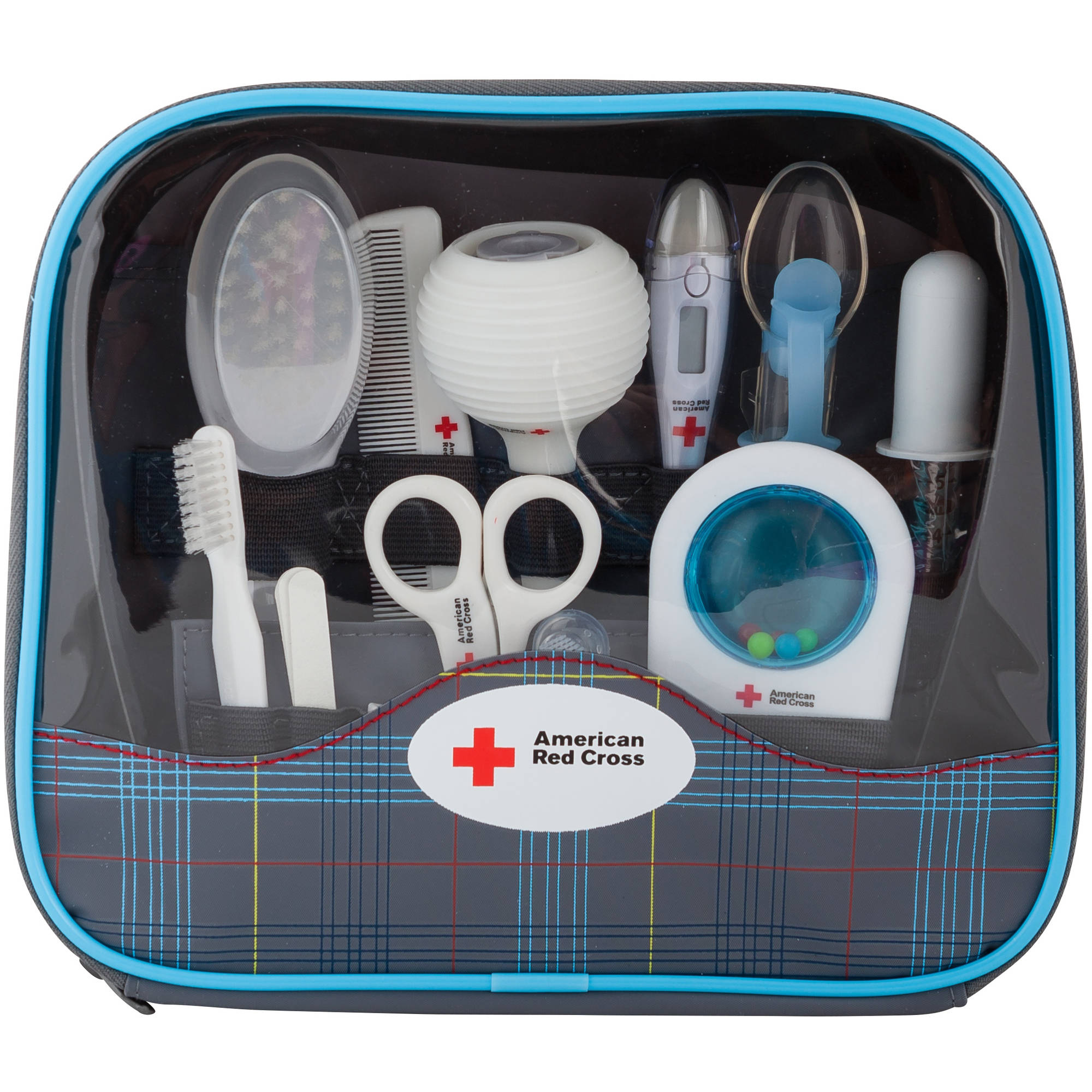 The First Years American Red Cross Deluxe Health and Grooming Kit