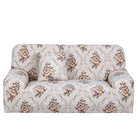 Stretch 1/2/3 Seats Sofa Cover Loveseat Slipcovers Protector ()