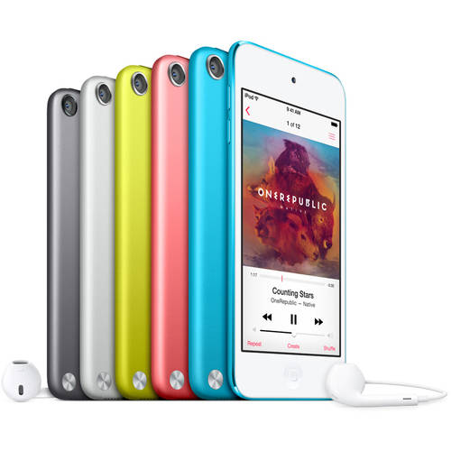 A Closer Look at Apple's New iPod Touch Colors and Features - Mac ...
