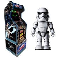 Walmart.com deals on Star Wars Arcade with Riser + Stormtrooper Robot