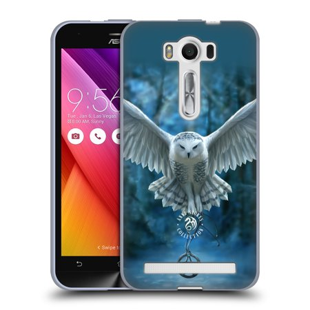 Official Anne Stokes Owls Soft Gel Case For Amazon Asus Oneplus