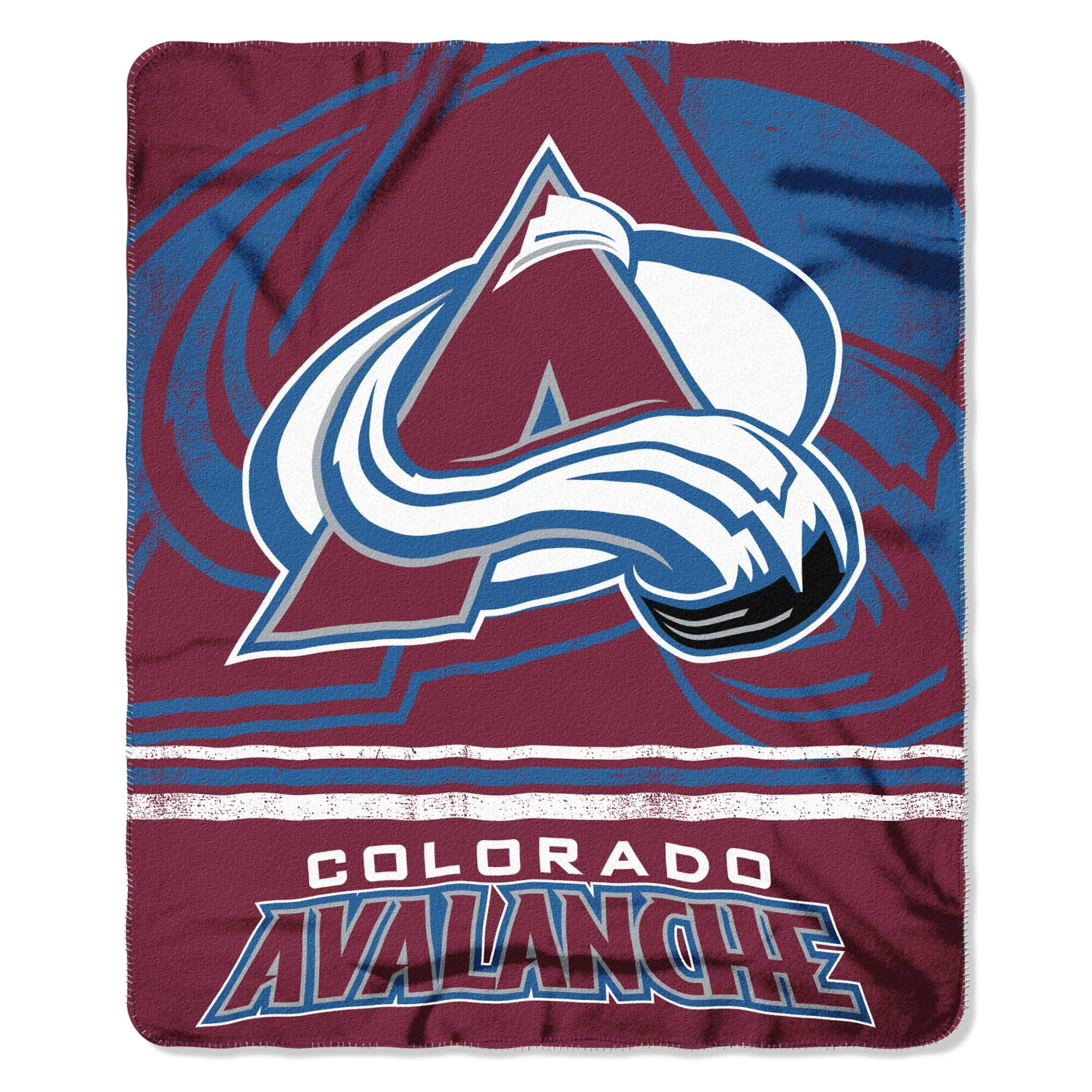 "NHL Colorado Avalanche 50"" x 60"" Fleece"