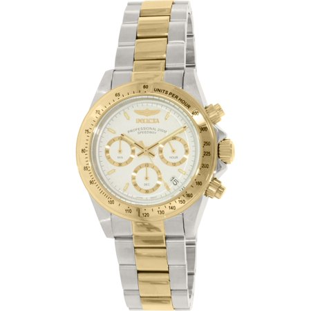 Men's 9212 Speedway Collection 18k Gold-Plated and Stainless Steel (Invicta Signature Collection Mens Sapphire)