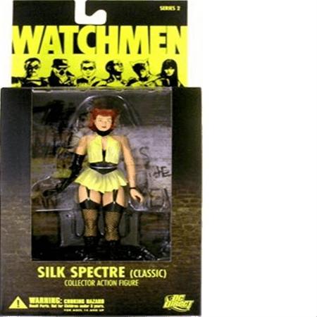 Watchmen Series 2 > Silk Spectre (Classic Version) Action Figure - Silk Spectre Watchmen