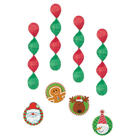 Hanging Ceiling Christmas Decorations (18
