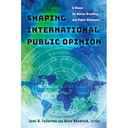 Shaping International Public Opinion - eBook (International Public Opinion)