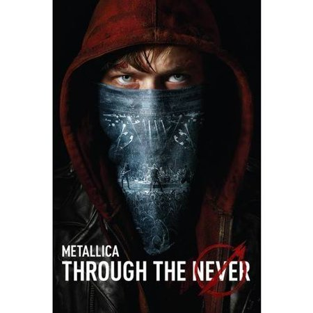 Through The Never  2 Music Dvd