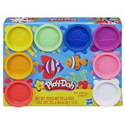 Play-Doh 8 Color Rainbow Pack of Dough (16 Ounces Total)
