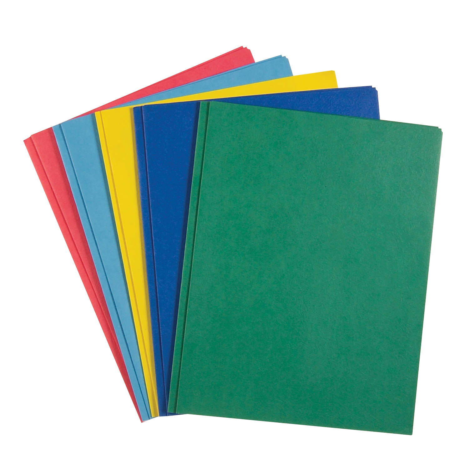 """POCKETS&PRONGS 11.75""""x9.5"""" ASSORTED 25/BOX"""