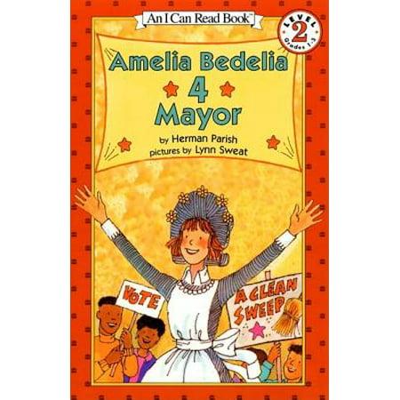 Amelia Bedelia 4 Mayor (Mayor Halloweentown)