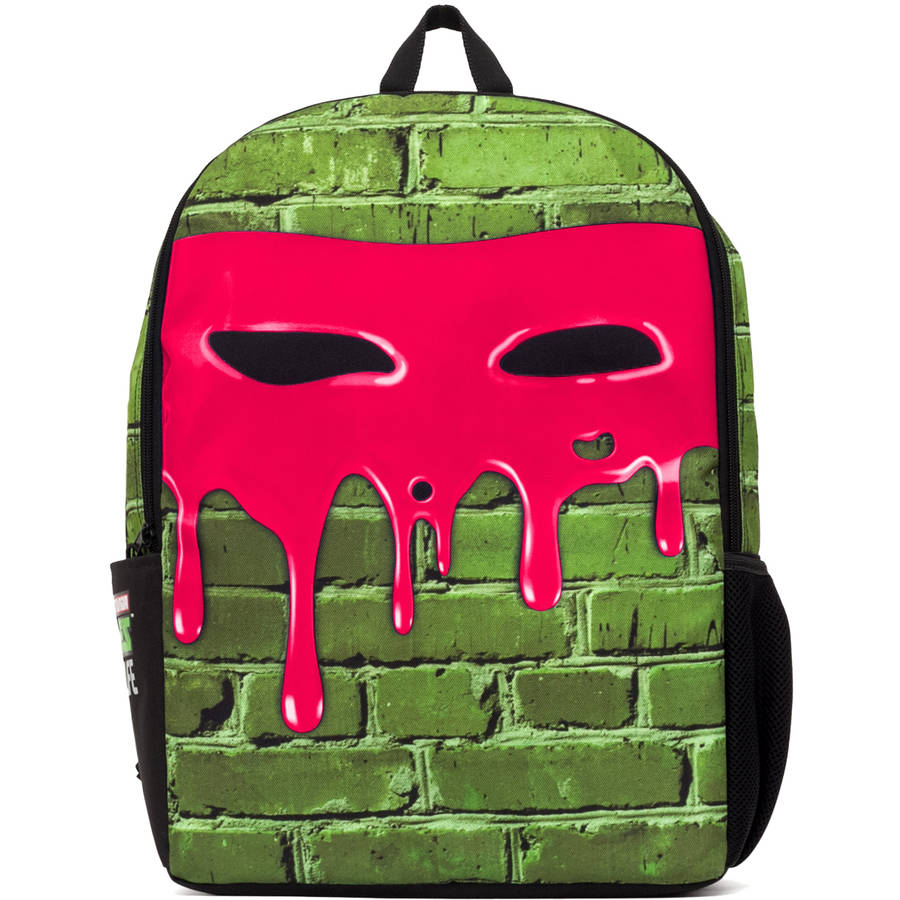 Teenage Mutant Ninja Turtles  Backpack with Bricks and Masks
