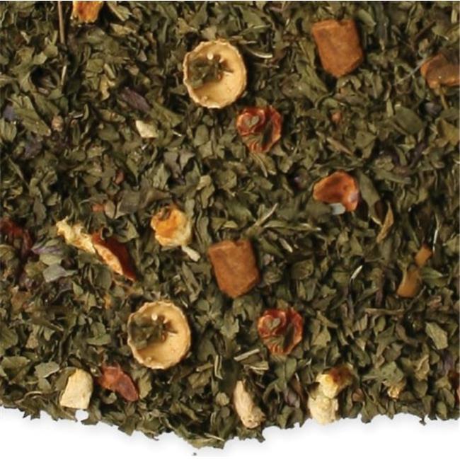 Davidson Organic Tea 6363 Bulk Herbal Spicy Mint Tea
