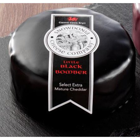 Snowdonia Cheese Company Truckle - Little Black Bomber - Halloween At Chuck E Cheese